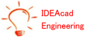 IDEAcad  ENGINEERING logo